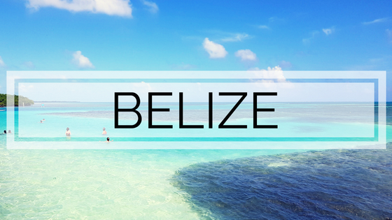 BelizeItinerary guide things to do