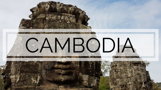 CambodiaItinerary guide things to do