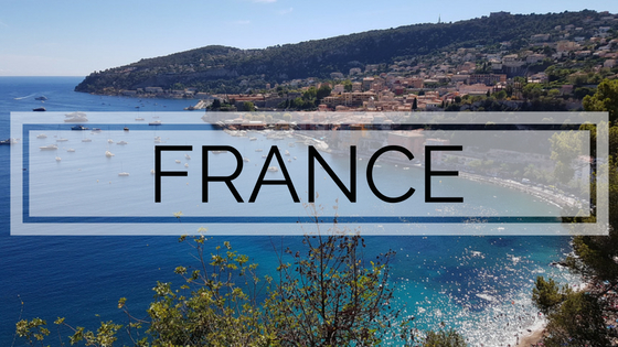 FranceItinerary guide things to do
