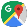 Google Maps Travel App