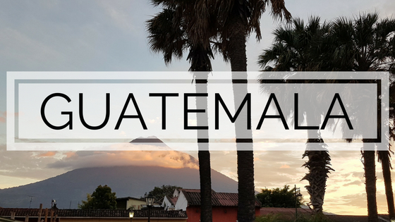 GuatemalaItinerary guide things to do