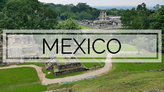 Mexico Itinerary guide things to do