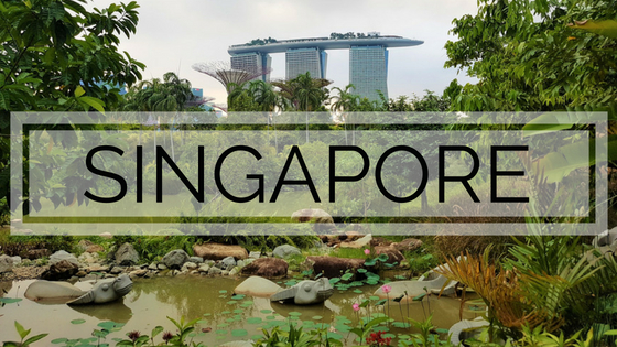Singapore Itinerary guide things to do