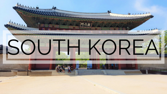 South-Korea Itinerary guide things to do