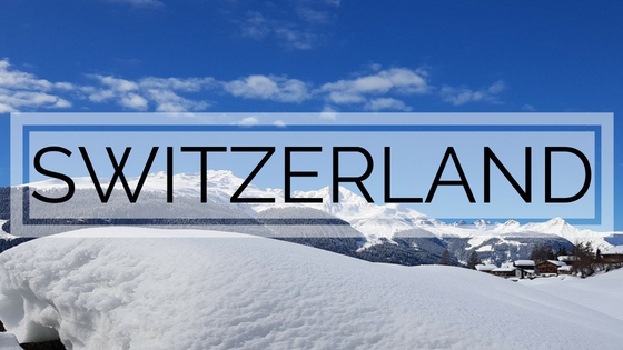 Switzerland Itinerary guide things to do