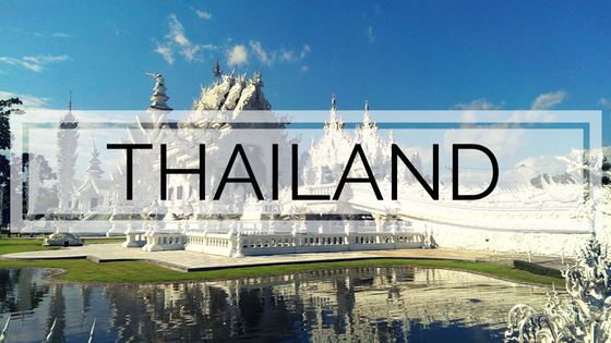 Thailand itinerary things to do