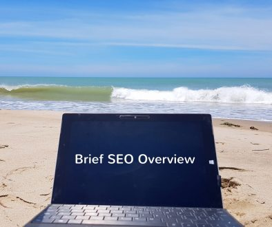 Brief SEO Overview how to SEO