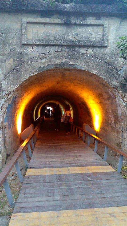 Cijin Tunnel Kaohsiung Taiwan