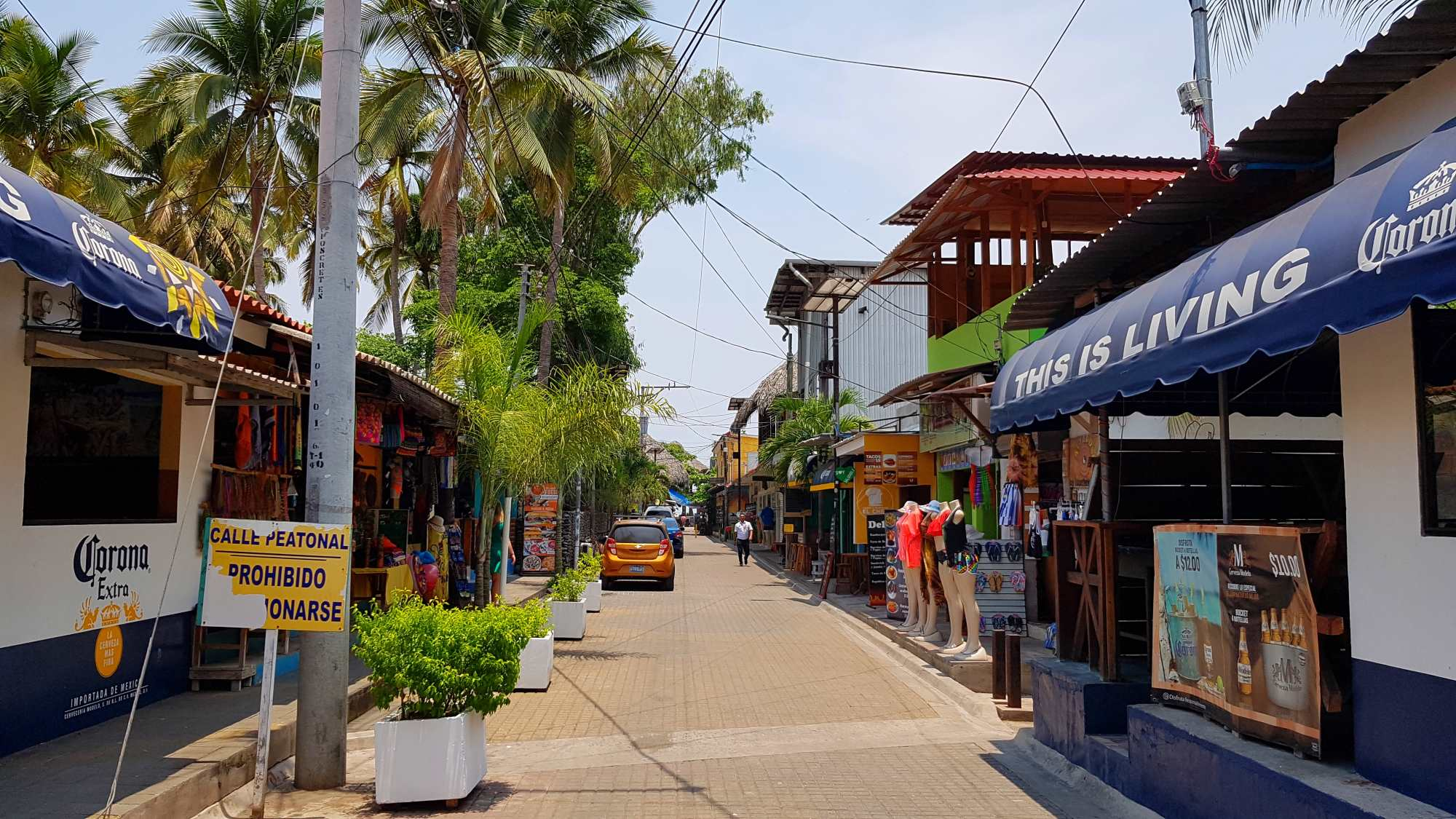 El Tunco El Salvador Antigua Guatemala to Leon Nicaragua2