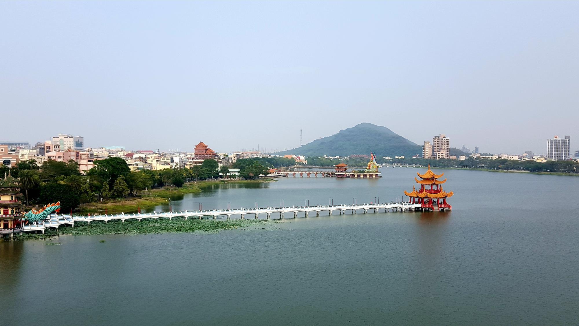 Lotus Pond Kaohsiung Taiwan