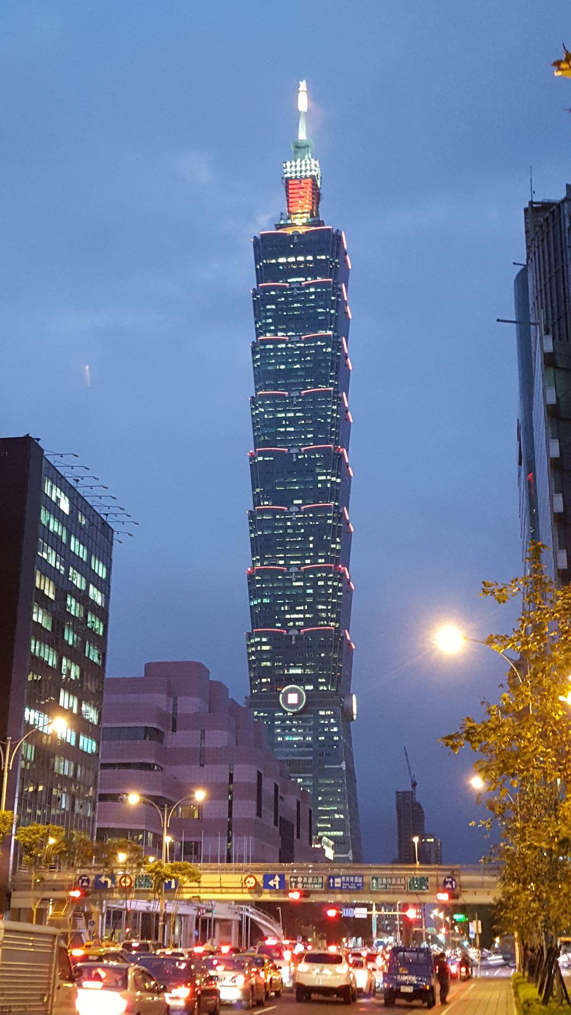 Taipei101 Taipei Taiwan