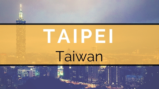 Tapei Taiwan City Guide