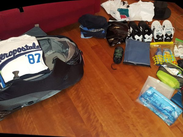 Ultimate travel packing list travel gear