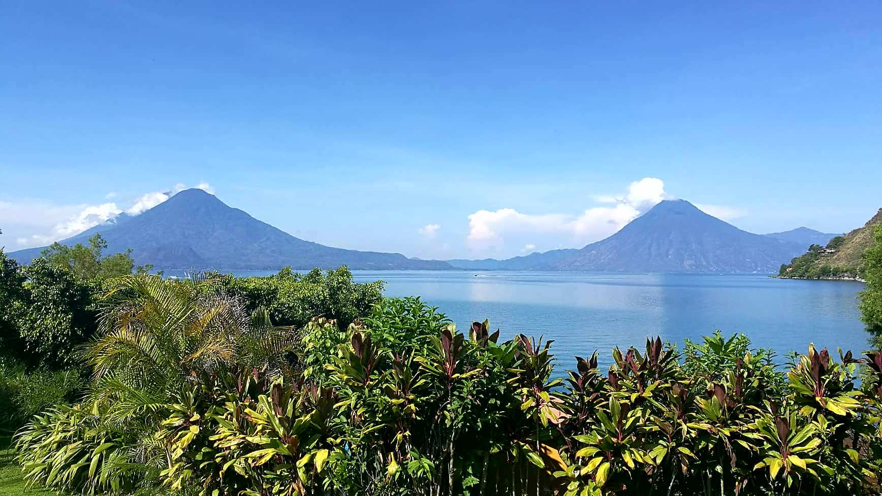 things to do in Guatemala Lake Atitlan Volcanos