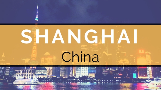 Shanghai China City Guide