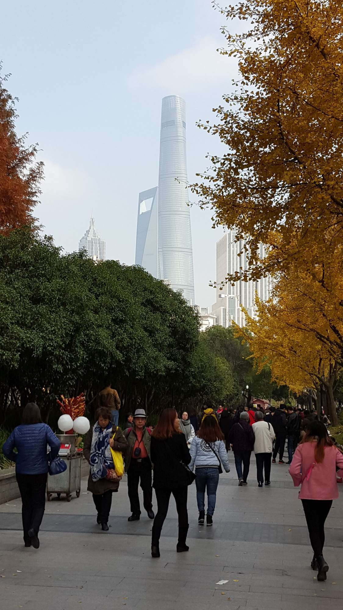 Things to do in Shanghai City Guide Shanghai Tower Shanghai World Financial Center Jin Mao Tower2