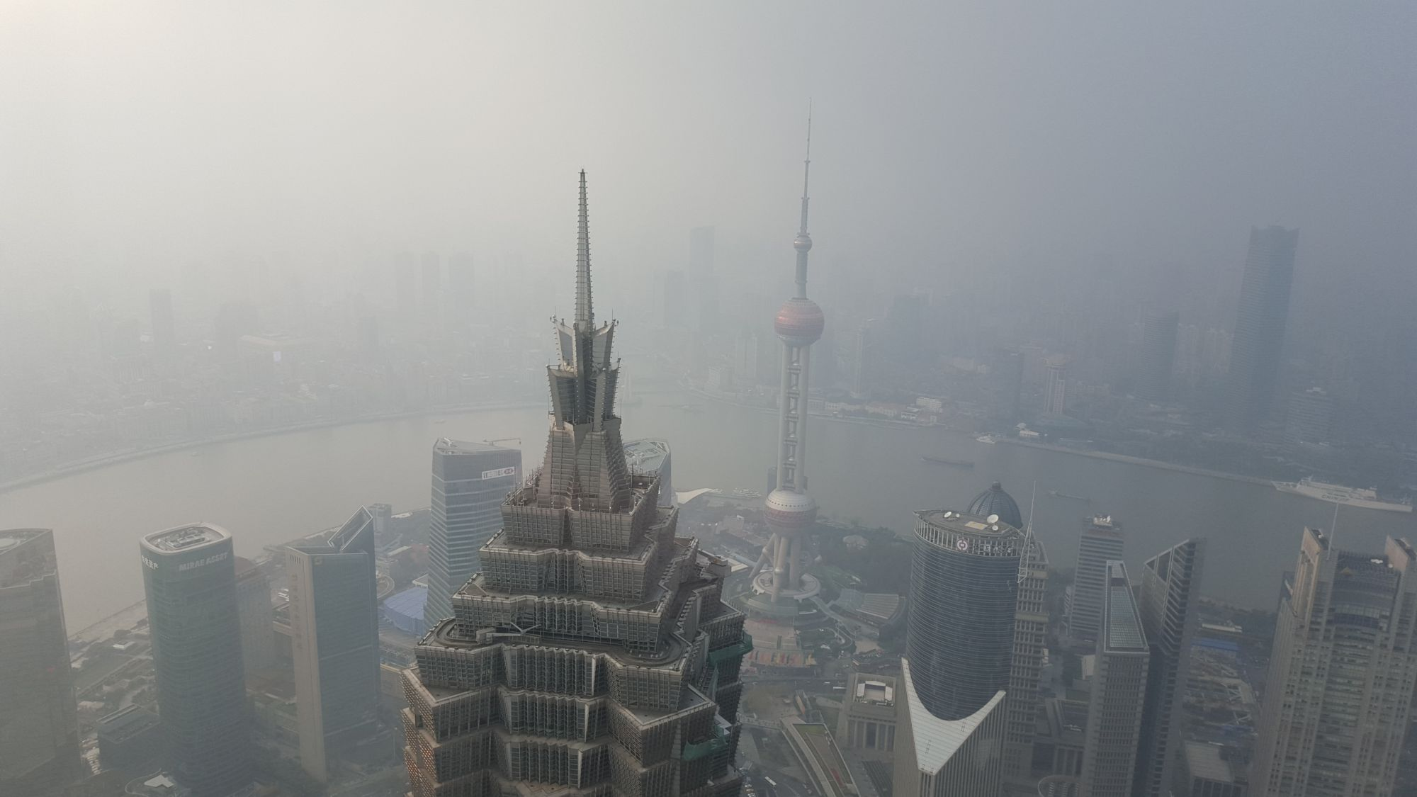 top things to do shanghai city guide Shanghai World Financial Center Observation deck day