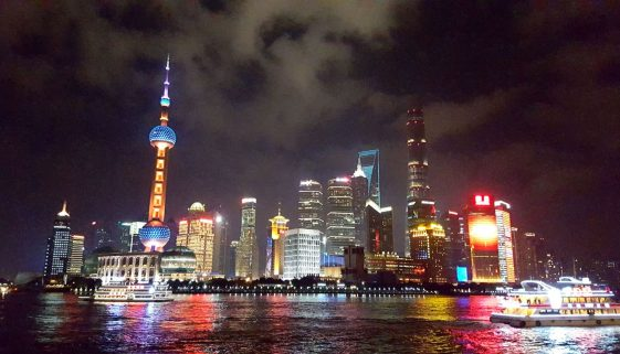 top things to do shanghai city guide Shanghai skyline by night