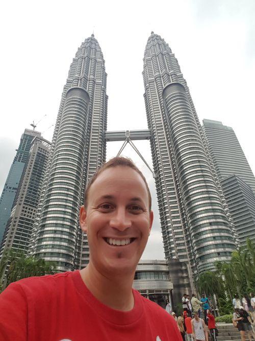 Things to do Malaysia Kuala Lumpur Twin Towers Petronas Towers 2