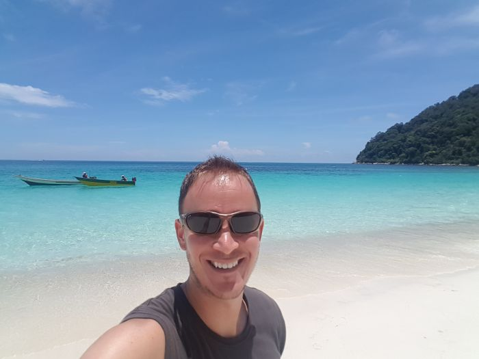 Things to do Malaysia Perhentian Besar Turtle Beach1