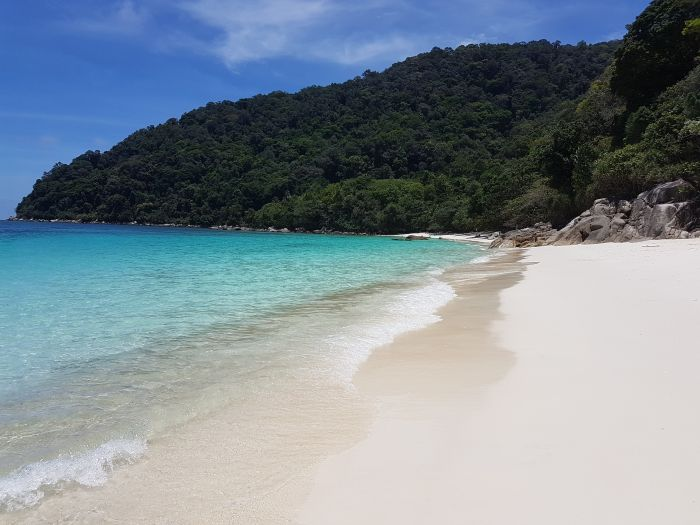 Things to do Malaysia Perhentian Besar Turtle Beach4