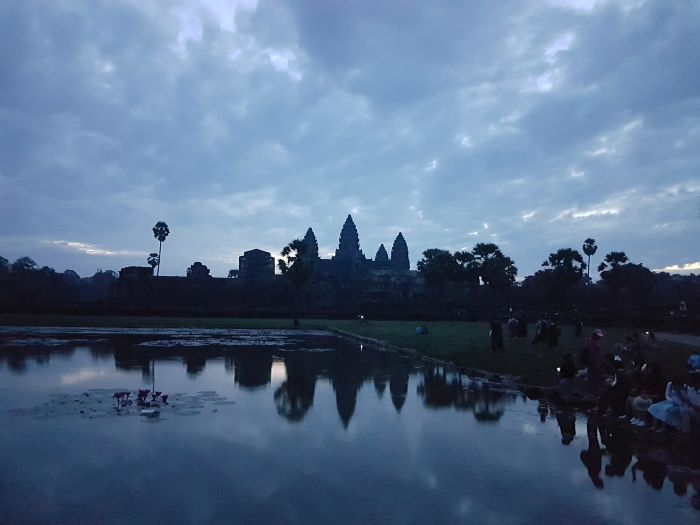 Things to do in Cambodia Angkor wat sunrise