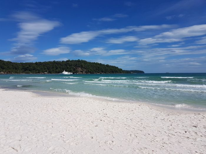 Things to do in Cambodia Koh Rong Samloem beach
