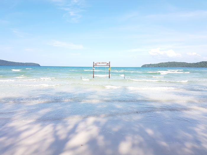 Things to do in Cambodia Koh Rong Samloem beach4