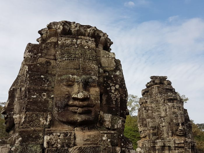 Things to do in Cambodia angkor tom