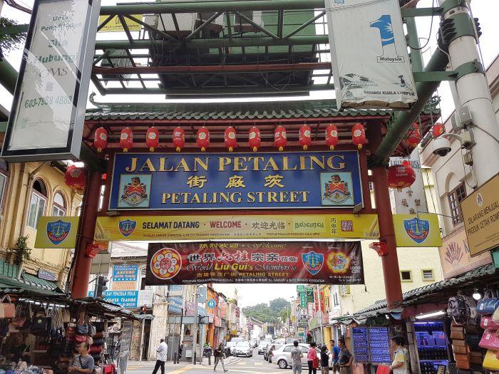 kuala lumpur city guide Things to do Kuala Lumpur Malaysia Jalan Petaling chinatown
