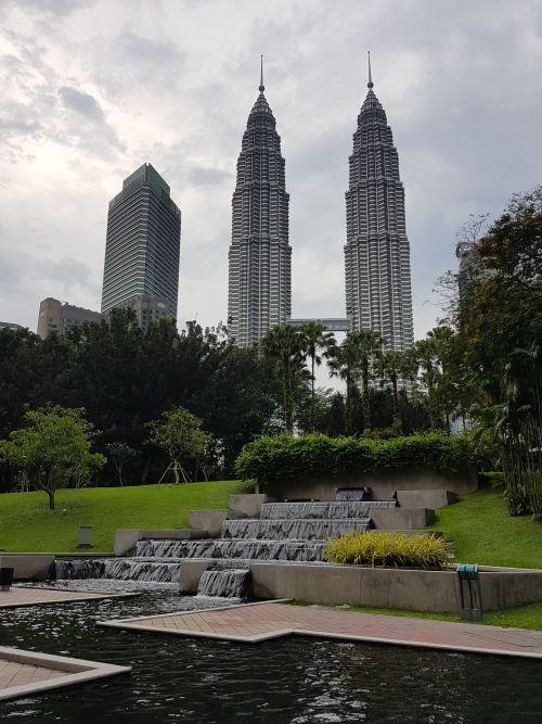kuala lumpur city guide Things to do Kuala Lumpur Malaysia KLCC park twin towers