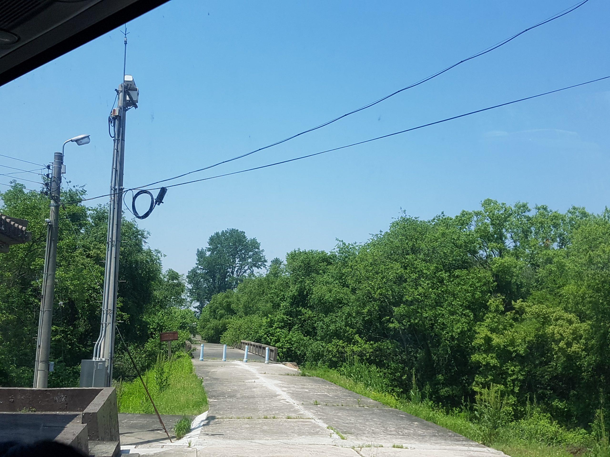 south korea DMZ tour JSA Bridge of no return