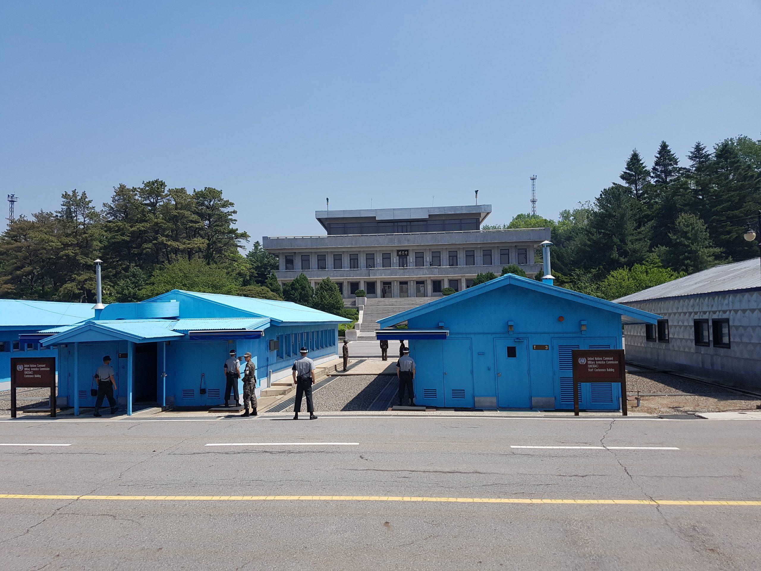 south korea DMZ tour JSA Panmunjom