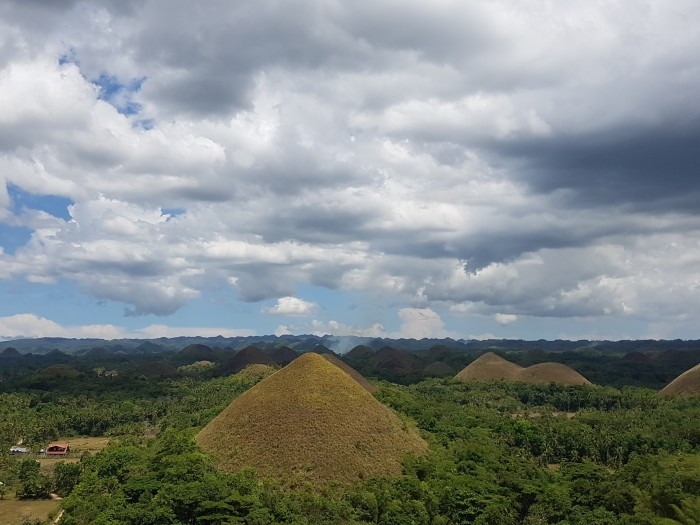 top things to do philippines bohol chocolate hills 2
