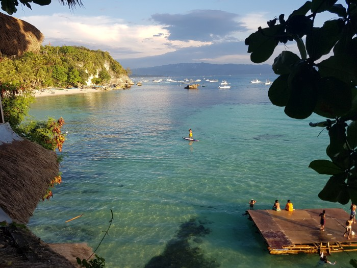 top things to do philippines boracay sunset spider house