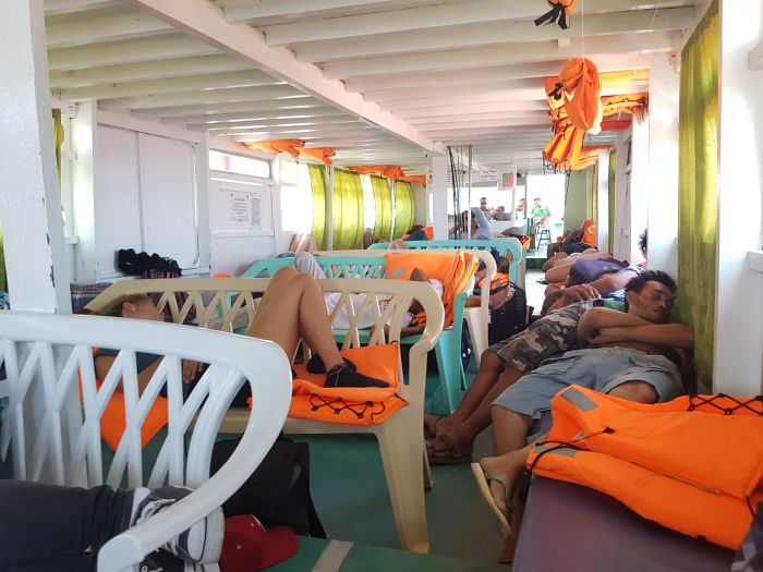 top things to do philippines el nido coron ferry