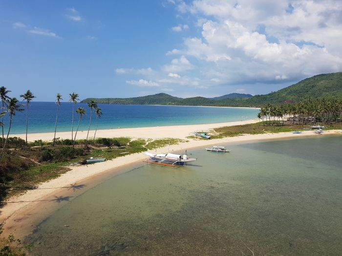 top things to do philippines palawan nacpam beach 2