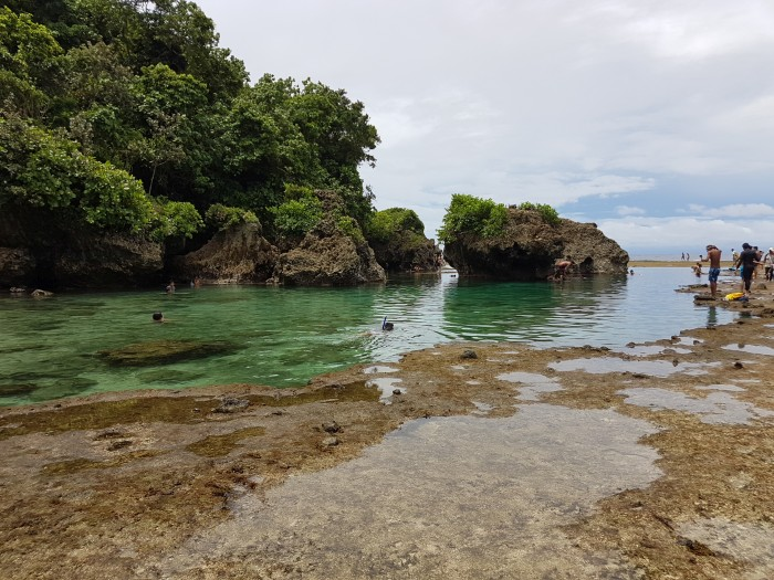 top things to do philippines siargao Magpupungko Natural Pools